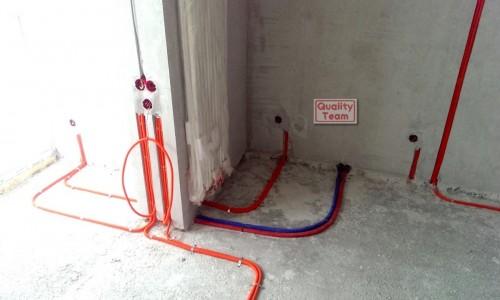 Разведение проводки