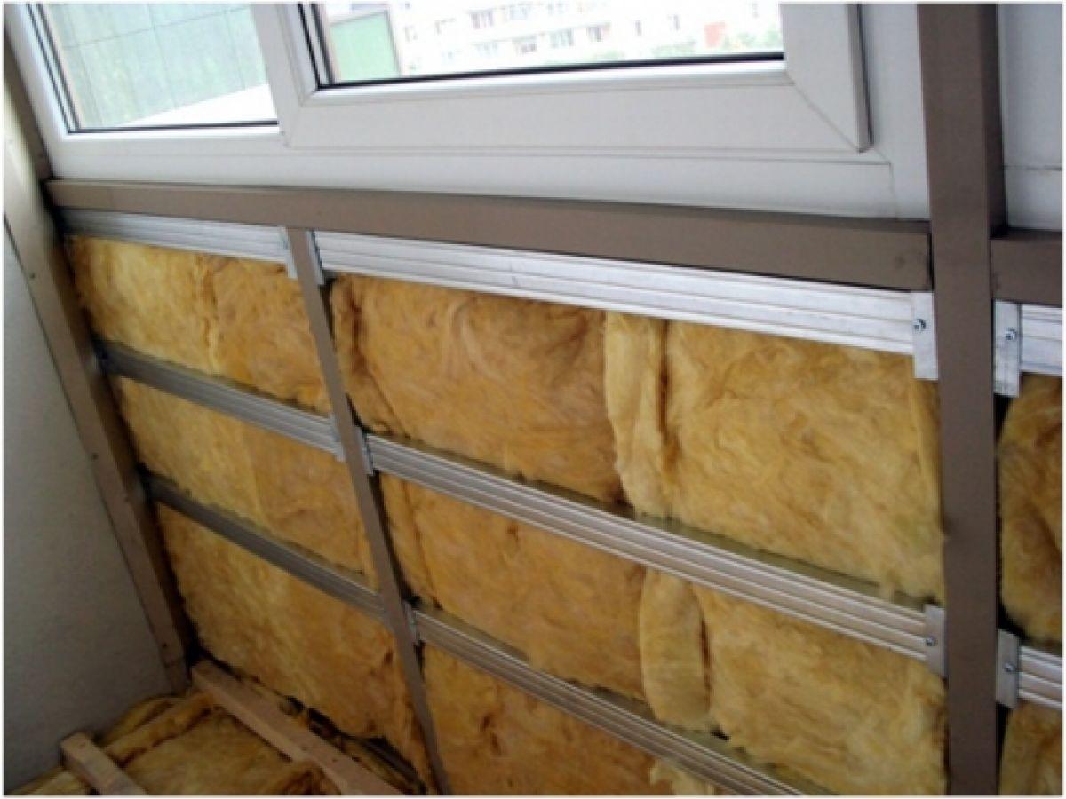 Как правильно утеплить балкон или лоджию.